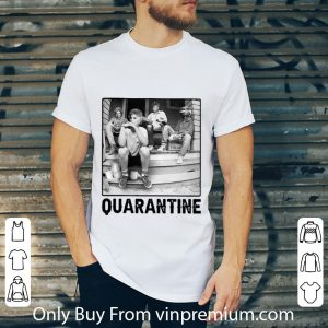 Great The Golden Girls Quarantine Covid-19 shirt
