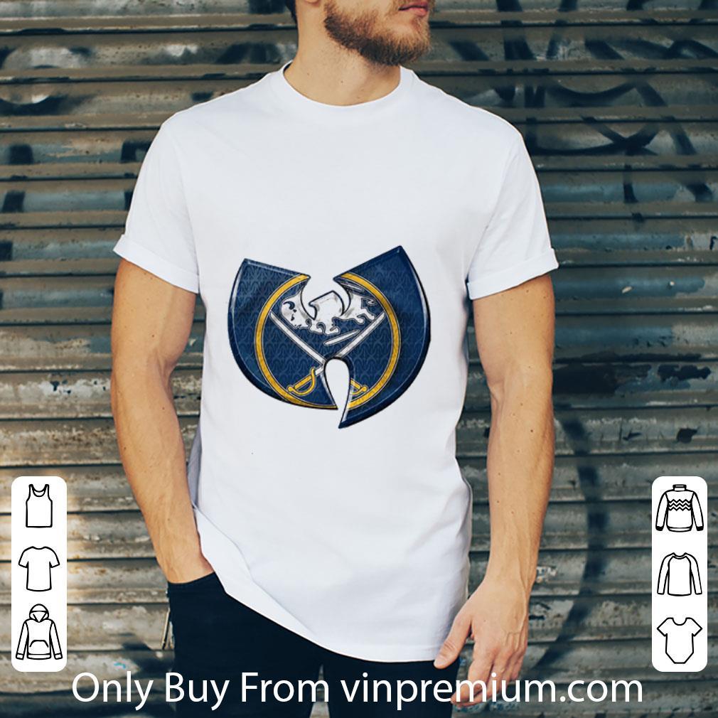 Great Wu Tang Buffalo Sabres shirt