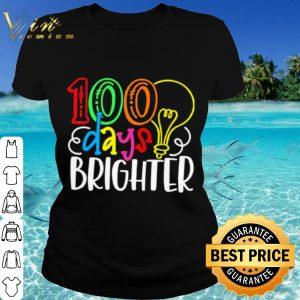 Best 100 Days of School Valentine shirt