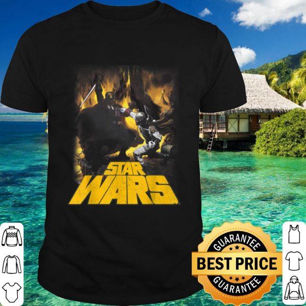 Best Star Wars Darth Vader Boba Fett Alternate Universe shirt