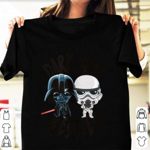 Awesome Star Wars Darth Vader and Stormtrooper Best Friend shirt