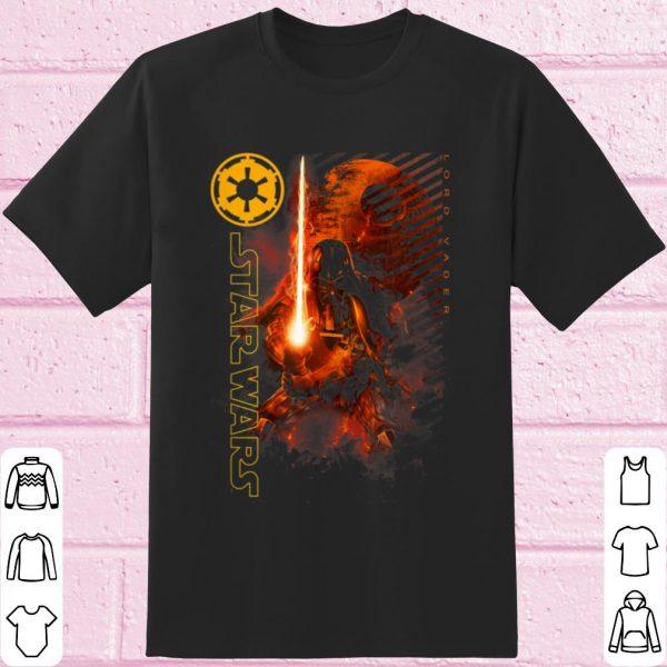 Pretty Star Wars Darth Vader Dark & Scary Empire shirt