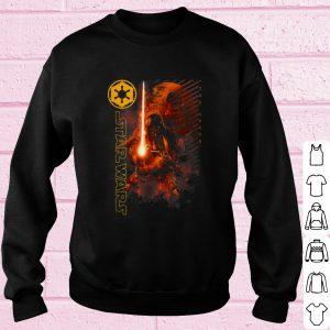 Pretty Star Wars Darth Vader Dark & Scary Empire shirt 2