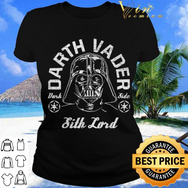Pretty Star Wars Darth Vader Classic Headshot shirt