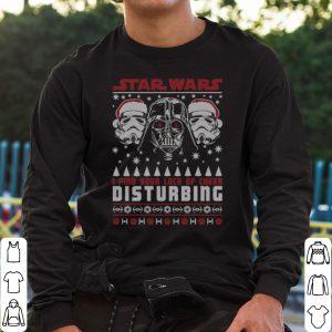 Awesome Star Wars Darth Vader Lack Of Cheer Christmas shirt
