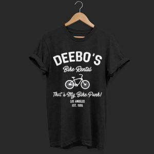 Deebo's Bike Rental shirt