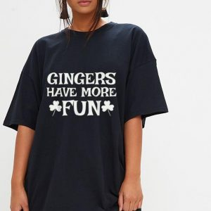 Gingers Have More Fun shirt 2
