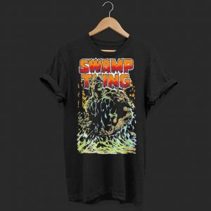 Justice League Swamp Thing shirt