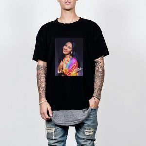 Selenas Vintage distressed Classic shirt