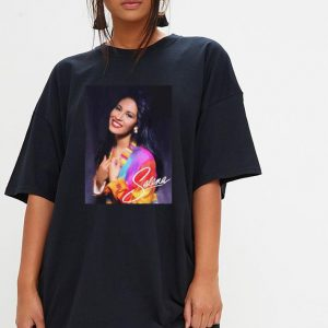 Selenas Vintage distressed Classic shirt 2