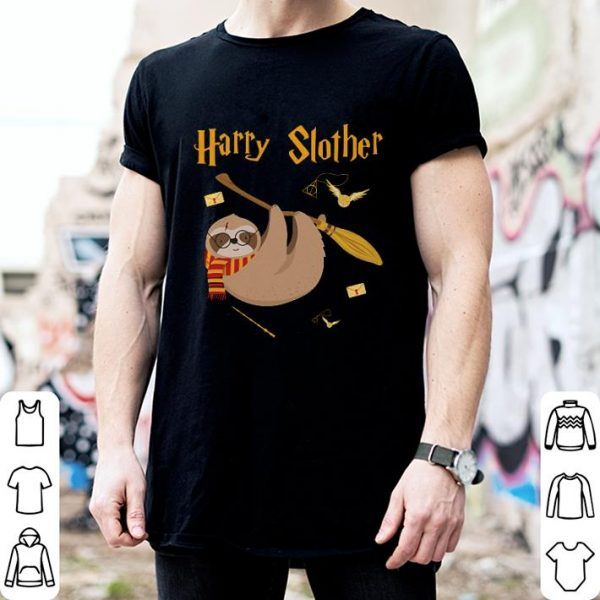 Sloth Harry slother Harry Potter shirt