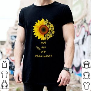 Sunflower sign language you are sunshine shirt