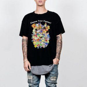 Super Smashs Bros shirt
