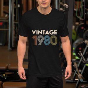 Vintage 1980 shirt