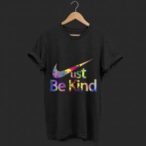 Autism Awareness Just Be Kind shirt