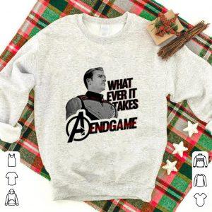 Captain America - Whatever it takes shirt