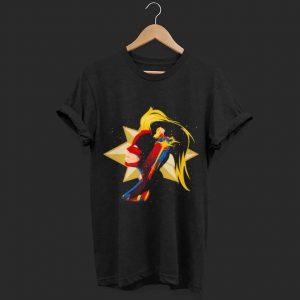 Captain Marvel Power shirt