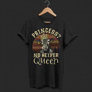 Cow princess no Queen shirt