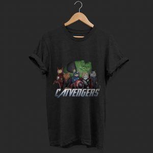 Marvel Avengers Cat Catvengers shirt