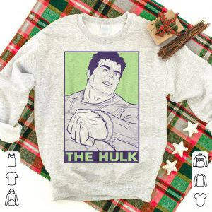 Marvel Avengers Endgame Hulk Pop Art shirt