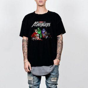 Marvel avenger Australian Sepherd shirt