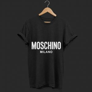 Moschinos Milano shirt
