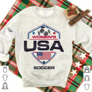 Women USA Soccer shirt