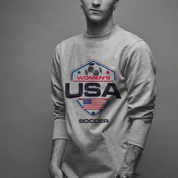 Women USA Soccer shirt