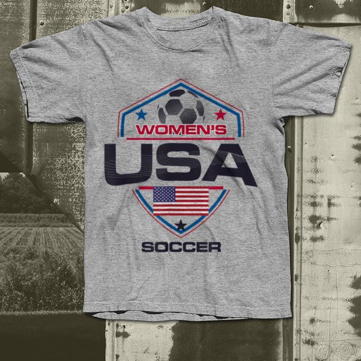 Women USA Soccer shirt 4 - Women USA Soccer shirt
