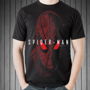 Marvel Spider-Man far from Home Tech shirt