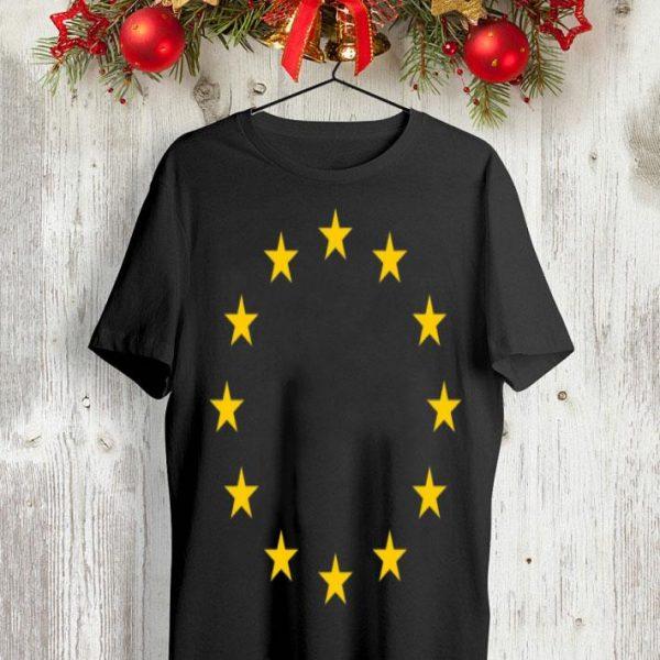 Eu star circle shirt