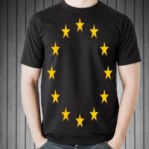 Eu star circle shirt 1