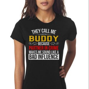 Buddy - They call me Buddy Grandpa shirt 2