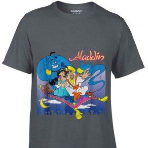 Disney Aladdin Magic Carpet Scene shirt