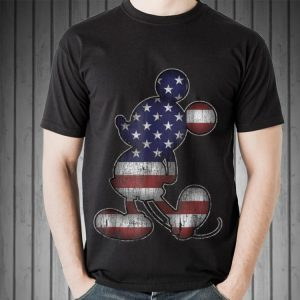 Disney Americana Mickey Mouse shirt