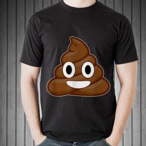Emoji Poop Emoticon Emoji Smiley Face Cartoon shirt 1