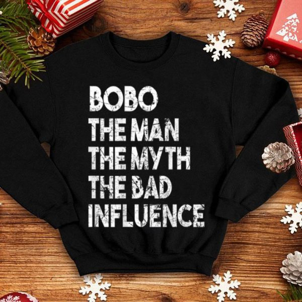 Bobo The Man The Myth Father Day shirt