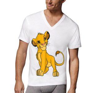 Disney The Lion King Young Simba Walking shirt