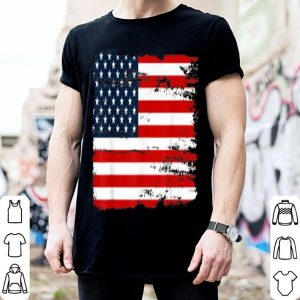 Independence Day 4th Of July American Flag shirt