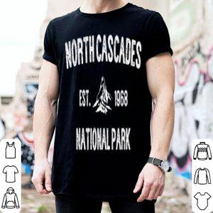North Cascades National Park Washington Travel shirt