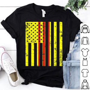 South Vietnam American Flag For New Us Citizen shirt