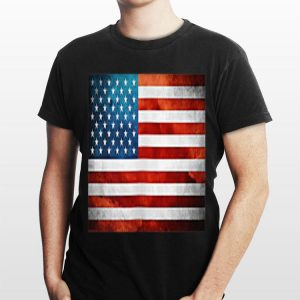 Step On This Flag Usa American 4th Of July shirt