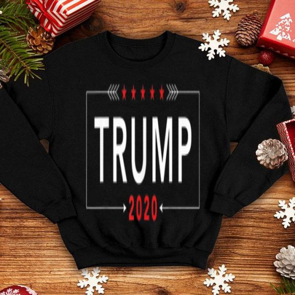 Trump 2020 Conservative Republican Presidential shirt