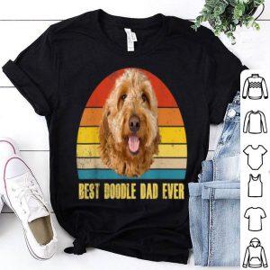 Vintage Goldendoodle Dad - Best Doodle Dad Ever shirt