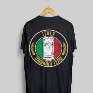 Beer Italy Drinking Team shirt