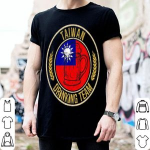 Beer Taiwan Drinking Team shirt