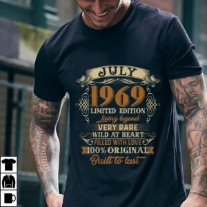 Best price July 1969 Limited Edition Living Legend Very Rare shirt