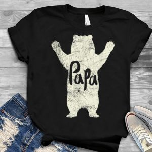 Big Papa Bear Hug Youth tee