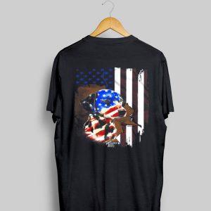 Dalmatian Dog Lover 4Th Of July American Flag shirt