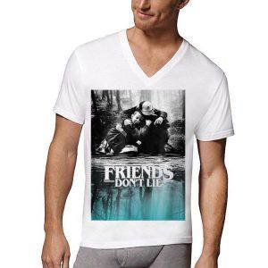 Netflix Stranger Things Friends dont lie shirt